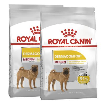 Royal Canin Dermacomfort Medium Adult Dry Dog Food 20kg