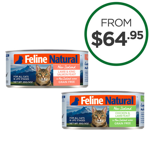 Feline Natural Wet Food