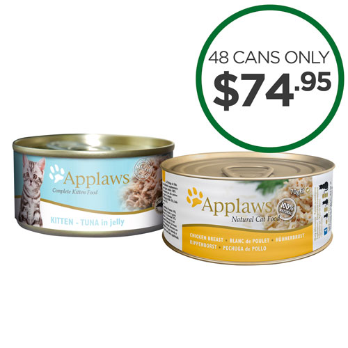 Applaws 48 Cans