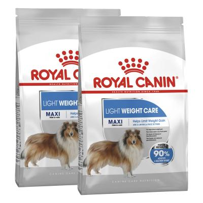 Royal Canin Light Weight Care Maxi Adult Dry Dog Food 20kg