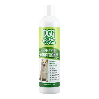 DGG Extra Care Hemp Oil Conditioner For Dogs 400ml