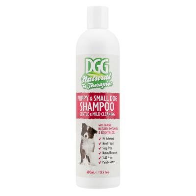 DGG Natural Therapies Puppy And Small Dog Gentle Mild Cleansing Shampoo For Dogs 400ml