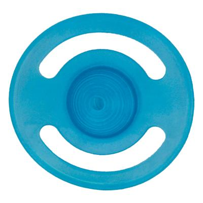 Scream Disc Loud Blue Fetch Water Toy For Dogs