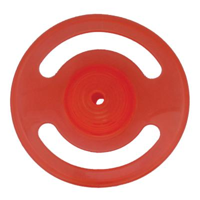 Scream Disc Loud Orange Fetch Water Toy For Dogs