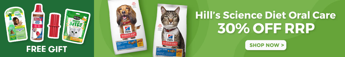 Hills Science Diet Oral Care