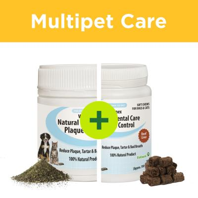 Multipet Plus - Vetnex Dental Care For Dogs And Cats
