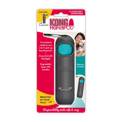 KONG HandiPOD Poo Bag Dispenser And LED Flashlight