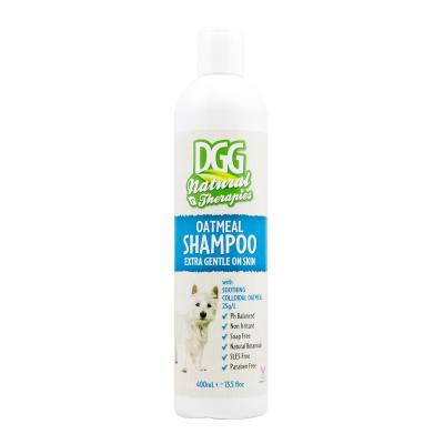DGG Natural Therapies Oatmeal Shampoo For Dogs 400ml