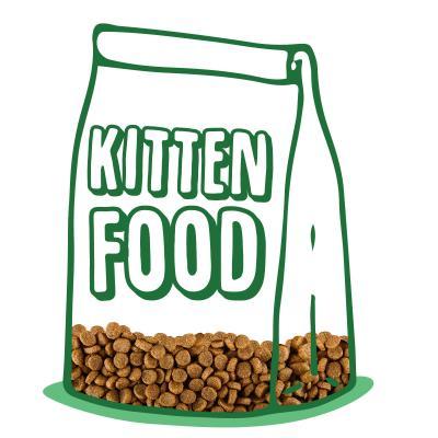 Budget Pet Plus Premium Dry Kitten Food