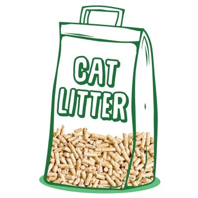 Budget Pet Plus Premium Cat Litter