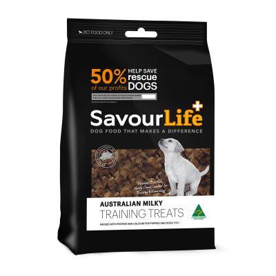 SavourLife Australian Milky Training Treats For Dogs 150gm