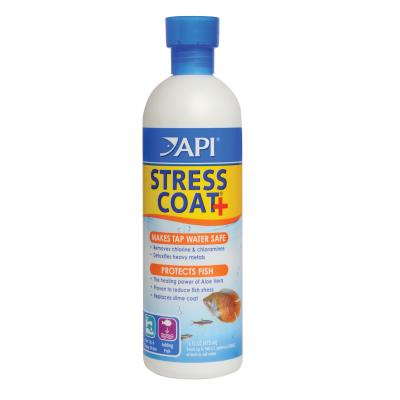 API Stress Coat For Fish Aquarium 473ml