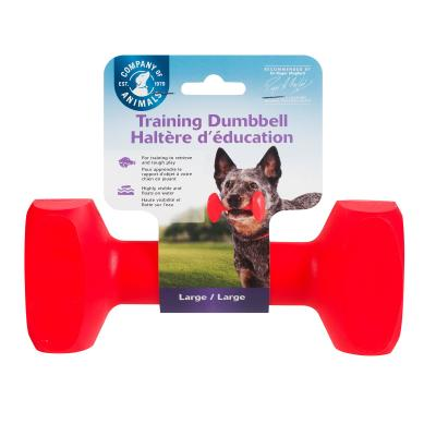 Company Of Animals Training Retrieval Dumbbell Toy Large For Dogs