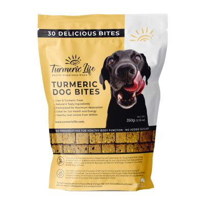 Turmeric Life Turmeric And Liver Bites For Dogs 350gm