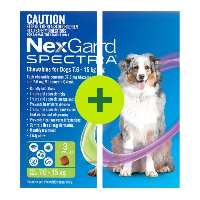 Multipet Plus - NexGard Spectra For Dogs