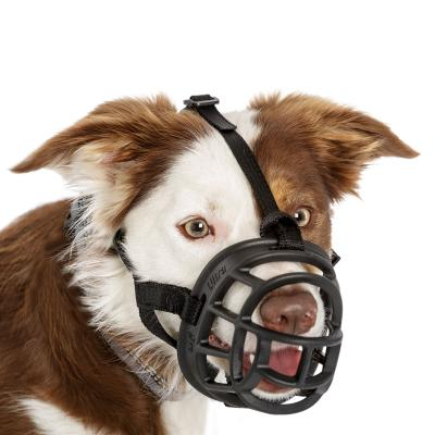 Company Of Animals Baskerville Ultra Comfortable Adjustable Muzzle Size 3 For Dogs