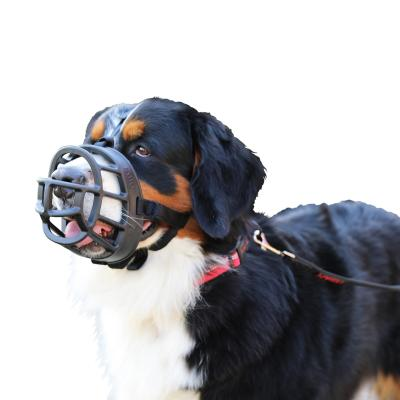 Company Of Animals Baskerville Ultra Comfortable Adjustable Muzzle Size 6 For Dogs