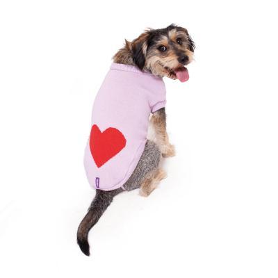 Kazoo Bestie Jumper Dog Coat Pink Medium 46.5cm