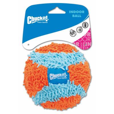 Chuckit Indoor Soft Ball Fetch Toy For Dogs