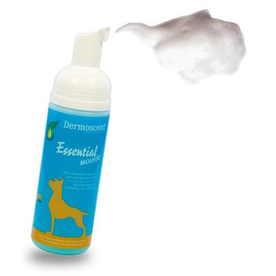 Dermoscent Essential Mousse Skin And Coat Rinse Free Skin Cleanser For Dogs 150ml
