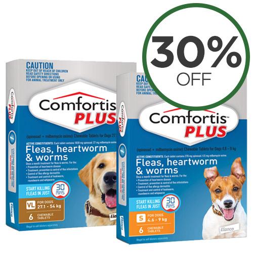 Comfortis Plus 6 Packs