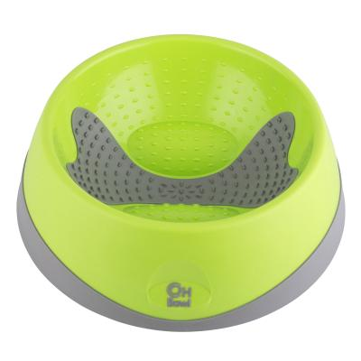 LickiMat OH Oral Health Bowl Green Large For Dogs