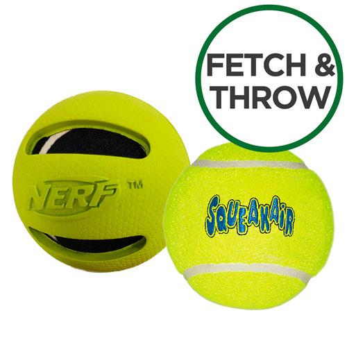 Fetch & Throw
