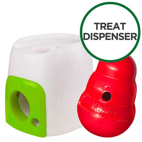 Treat Dispenser