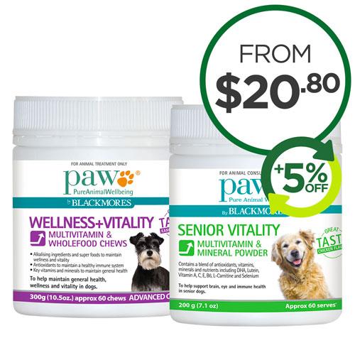 PAW Senior & Wellness