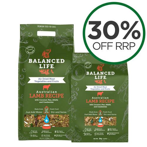 Balanced Life Rehydratable