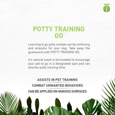 Amazonia Potty Toilet Training Go Spray For Dogs 500ml