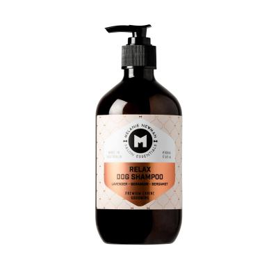 Melanie Newman Relax Shampoo Premium Grooming For Dogs 500ml