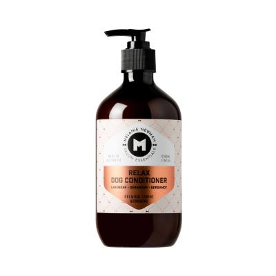 Melanie Newman Relax Conditioner Premium Grooming For Dogs 500ml