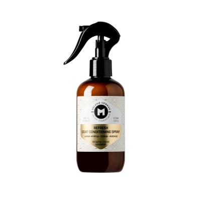 Melanie Newman Refresh Coat Conditioning Detangling Spray Premium Grooming For Dogs 250ml