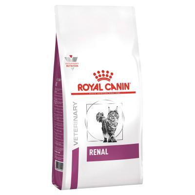 Royal Canin Veterinary Diet Feline Renal Dry Cat Food 4kg (21634)