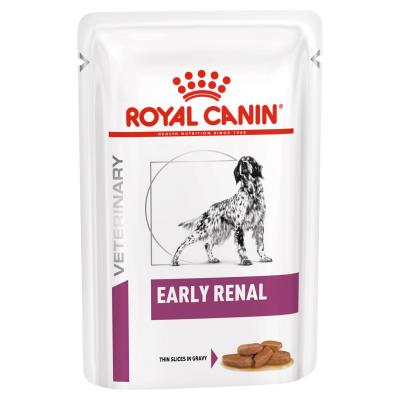 Royal Canin Veterinary Diet Canine Early Renal Pouches Wet Dog Food 100gm x 12