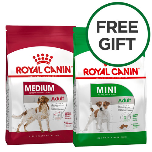 Royal Canin Food Range