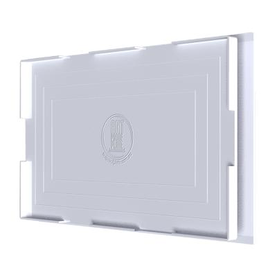 Ant Proof Plate Rectangle For Dogs And Cats 30.5cm x 18.5cm