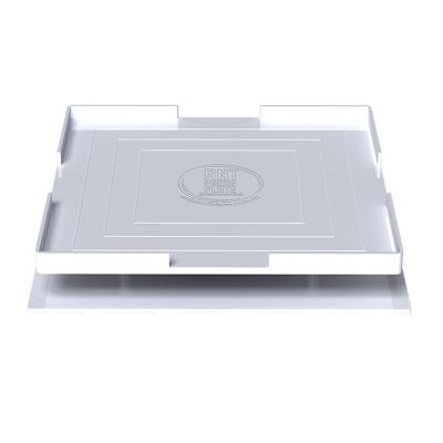 Ant Proof Plate Square For Dogs And Cats 18cm x 18cm