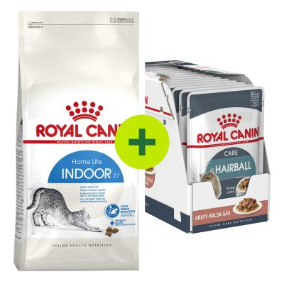 Royal Canin Premium Wet Plus Dry Food For Cats
