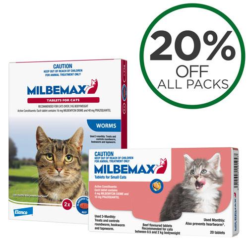 Milbemax Cat