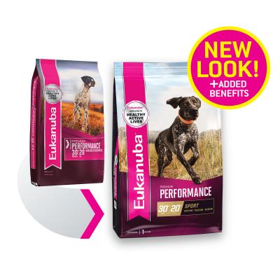Eukanuba Premium Performance Sport 30/20 Dry Food For Dogs 15kg
