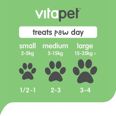 Vitapet Milky Sticks Treats For Puppies And Dogs 400g