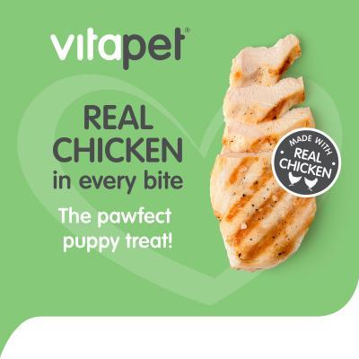 Vitapet Soft Chicken Tenders Treats For Dogs 100gm