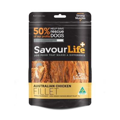 SavourLife Australian Chicken Fillet Dried Treats For Dogs 75gm