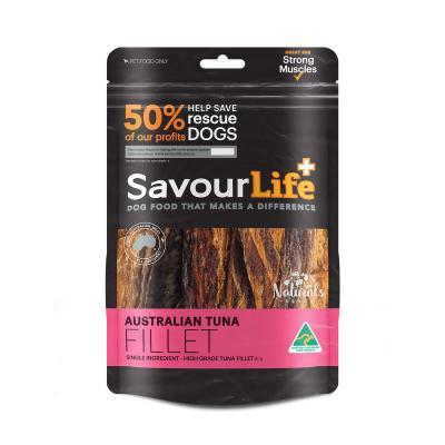 SavourLife Australian Tuna Fillet Dried Treats For Dogs 60gm