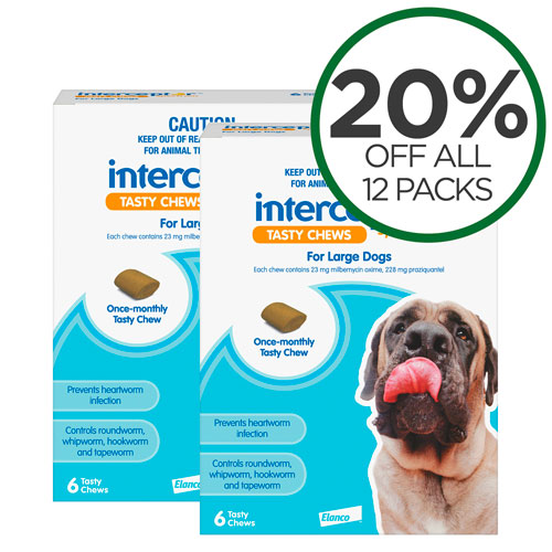 Interceptor 12 Packs