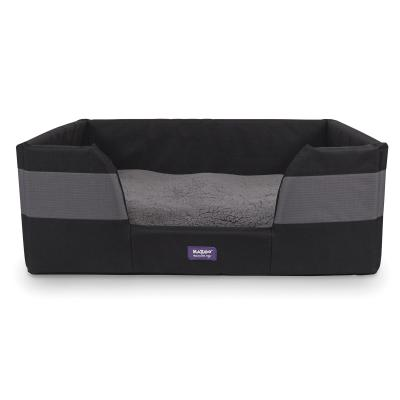 Kazoo Cave Cushion Basket Bed XLarge For Dogs