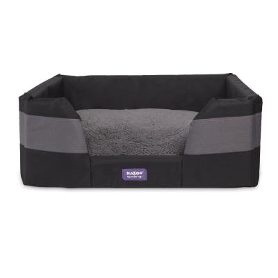 Kazoo Cave Cushion Basket Bed Medium For Dogs