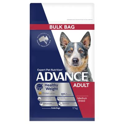 Advance Weight Control Chicken All Breed Adult Dry Dog Food 17kg
